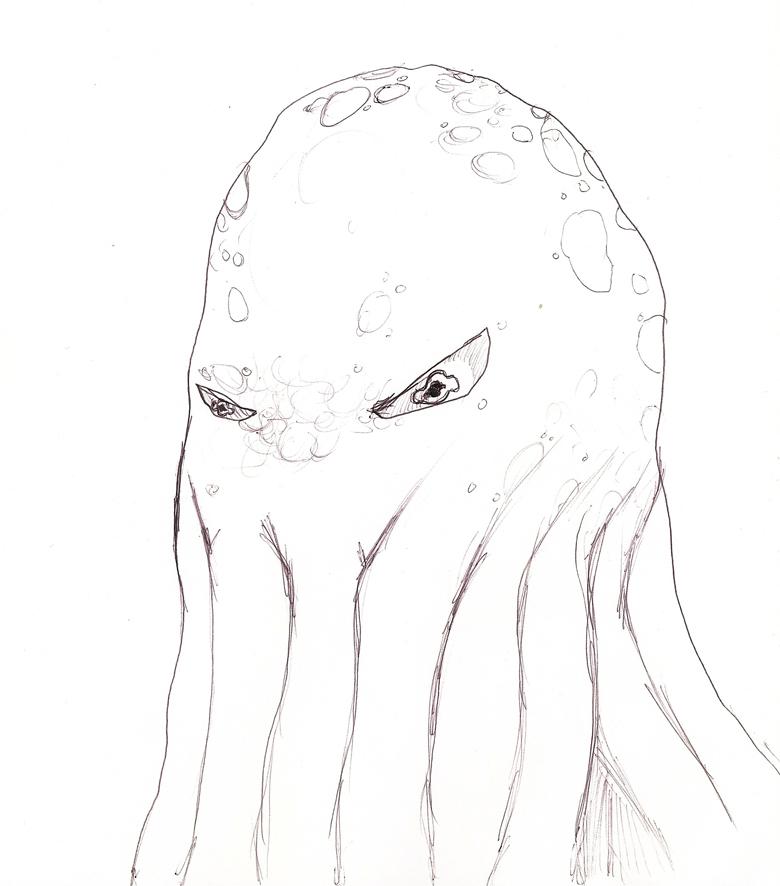 Squid Head